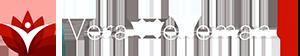 logo VeraHelleman rood klein