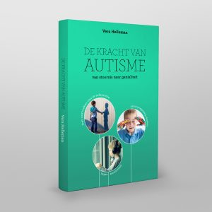 Boek Autisme mock-up